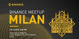 italian binance meetup milan
