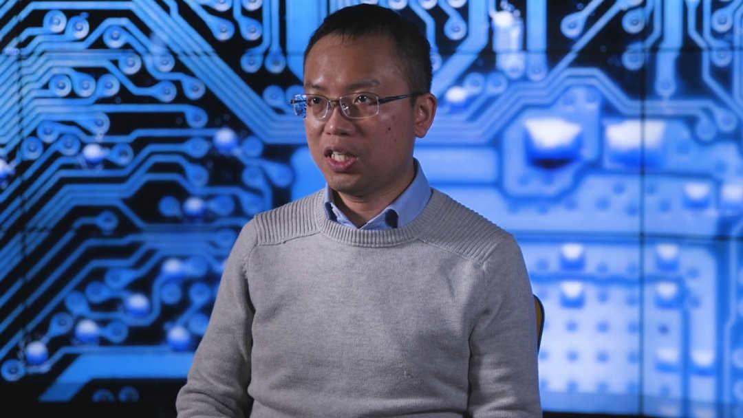 Joseph Liu, creator of Monero, receives the Researcher of the Year award
