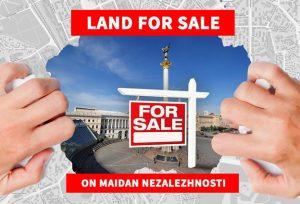 Satoshi Nakamoto Republic: virtual land for sale in Kiev