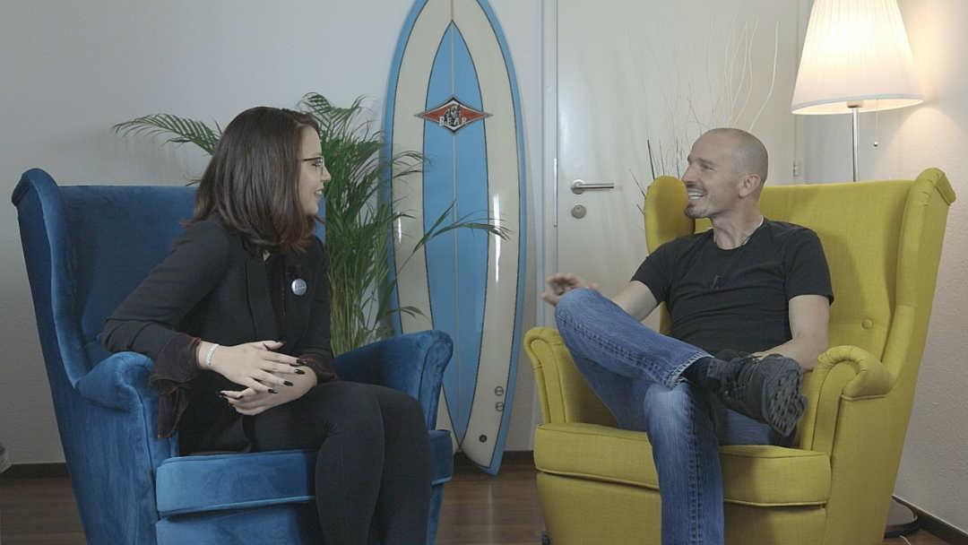 Marco Montemagno interviews Cryptonomist