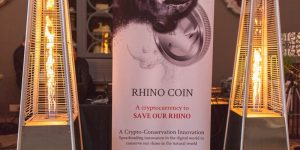 Rhino Coin, the digital currency to save rhinos. Or to speculate on their horns?
