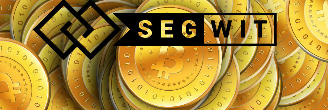 What is Segwit and how does it improve Bitcoin's scalability?