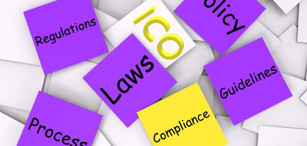 The limits of regulatory compliance of ICOs