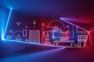 How the blockchain will help Smart Cities