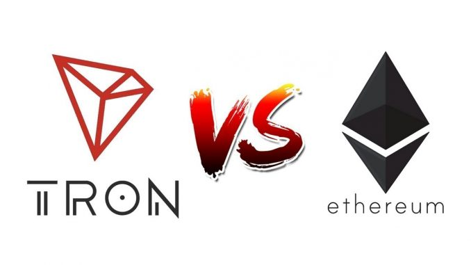 Blockchain: Tron's dApps exceed those of Ethereum
