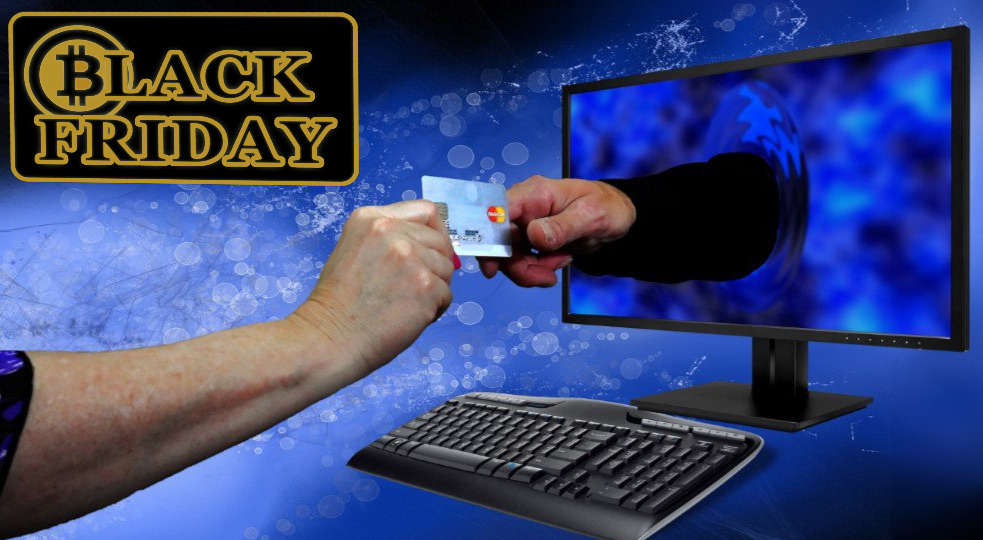 Blockchain's security against Black Friday scams