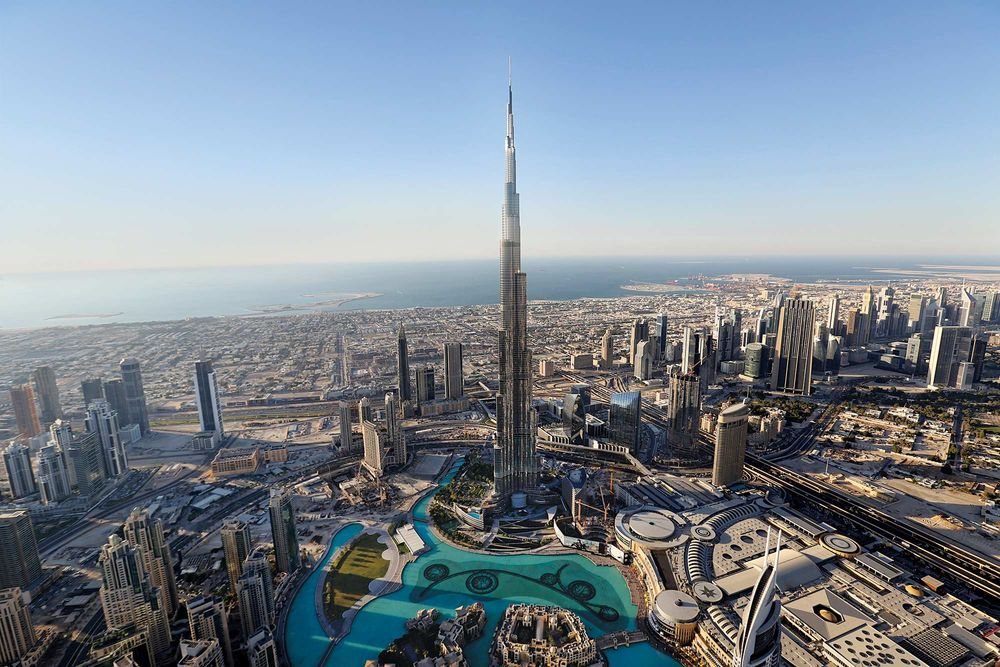 United Arab Emirates, 50% of government transactions are on the blockchain