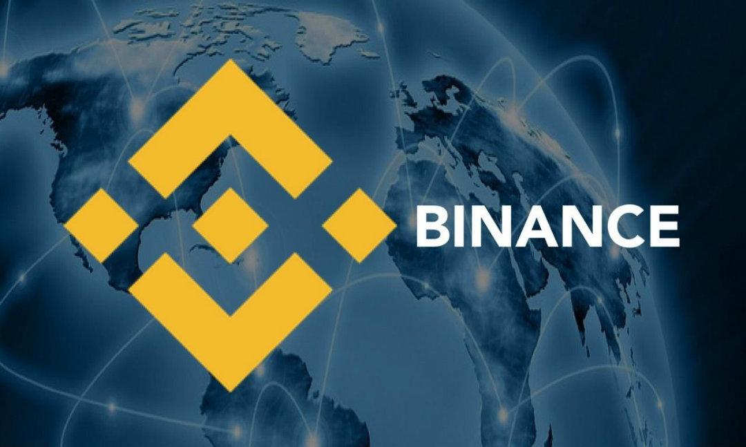 Huge Bitcoin transaction from Binance