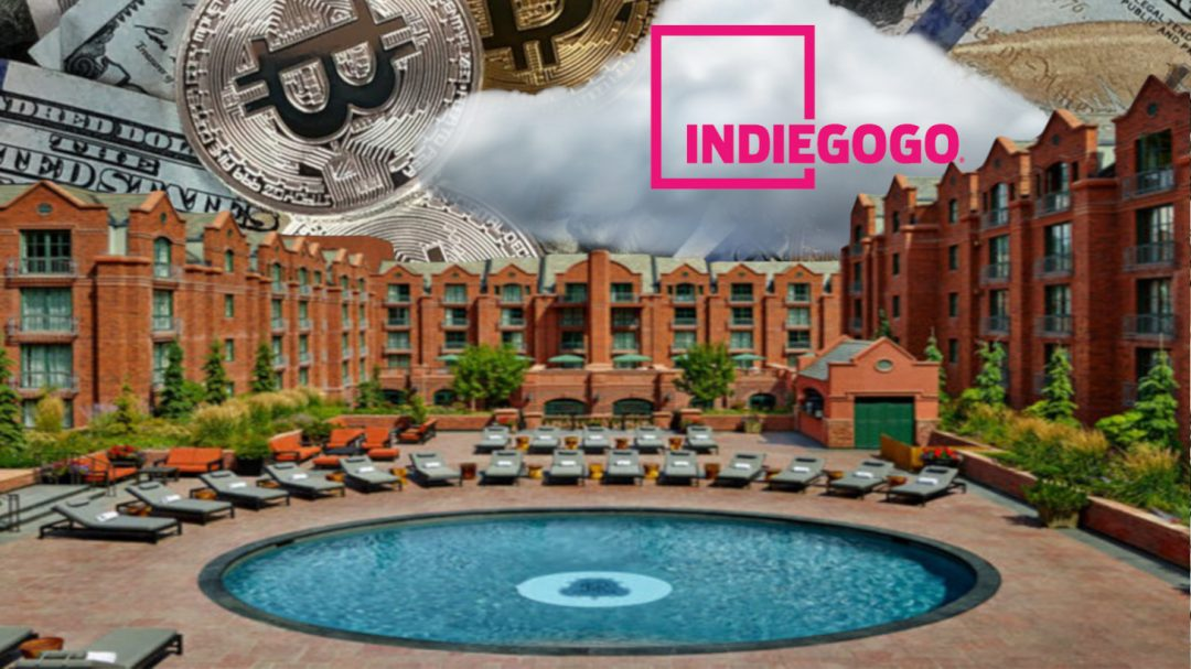Indiegogo launches its first ICO