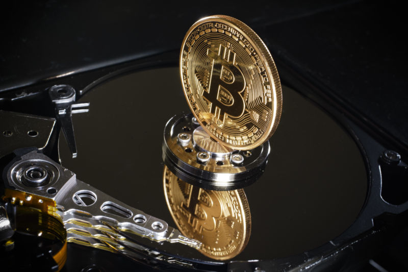 Legal ownership of bitcoin may be impossible