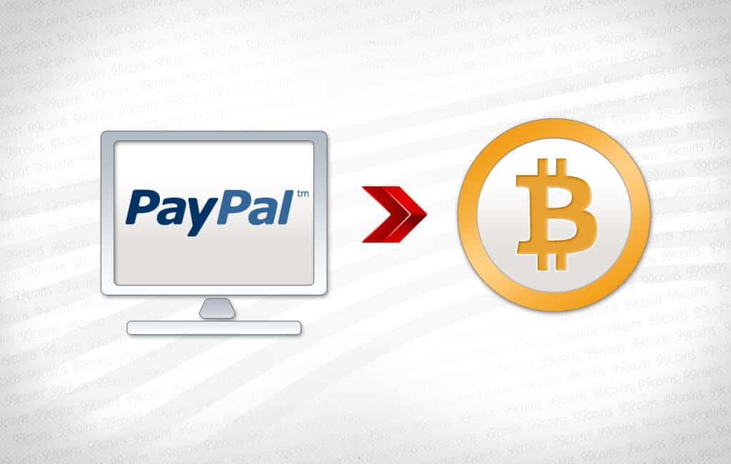 Coinbase now accepts Paypal as a means of payment