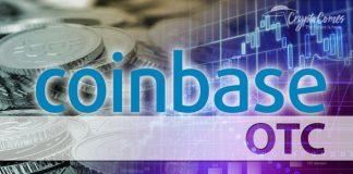 coinbase launches otc tradin desk