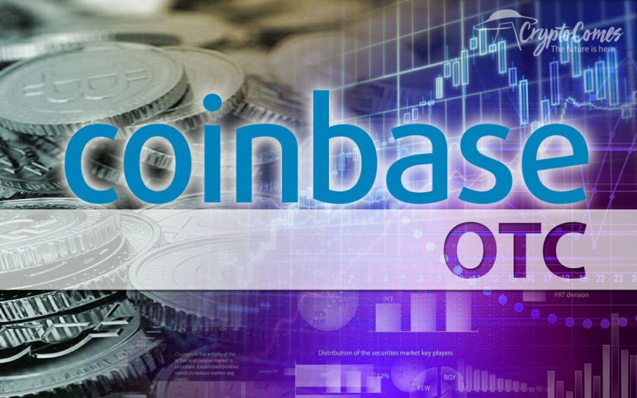 Coinbase launches OTC trading desk for institutional clients