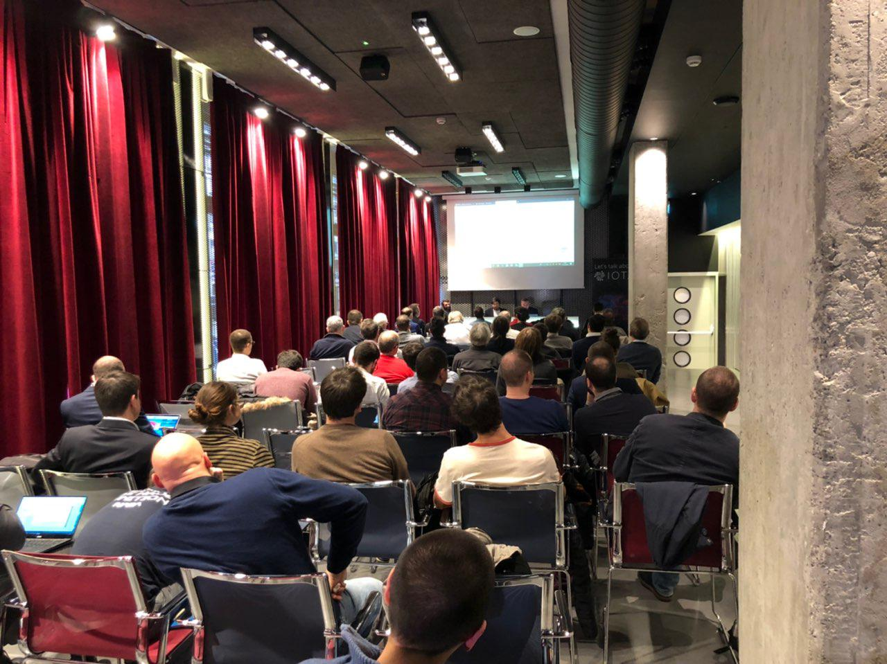 iota meetup in italy