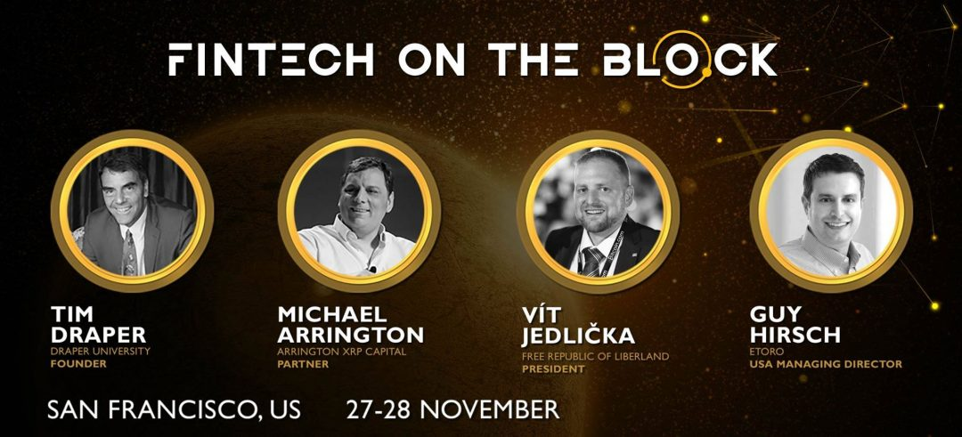 Fintech on the Block is coming up, Meet fintech visionaries, participate in a pitch competition, and listen to a famous artist