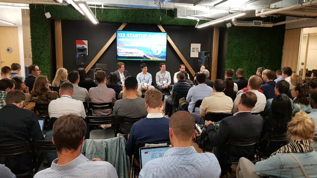 Startup battles for crypto investors
