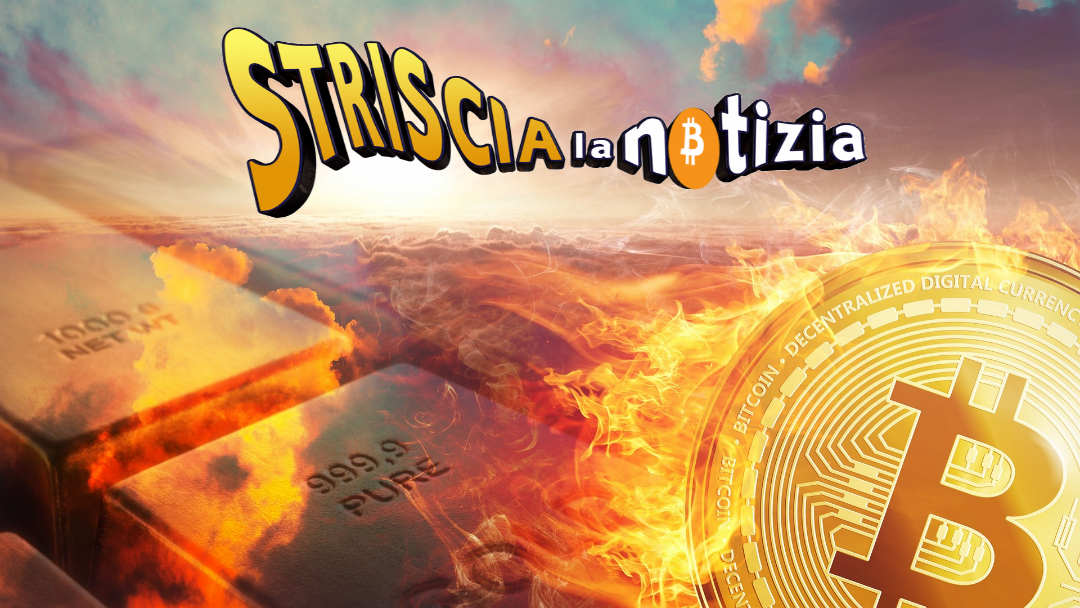 The problems with the 'Striscia la Notizia' TV service on Bitcoin