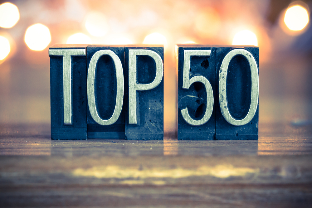 Top 50 Blockchain listed companies: sectors and use cases