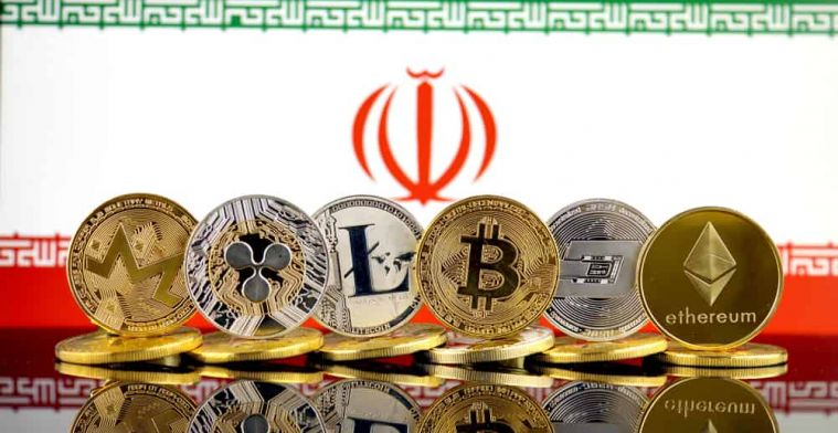 Banks in support of Iran's national cryptocurrency