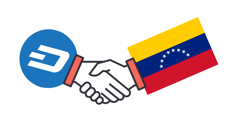 Dash Merchant Venezuela: the wallet sets a new downloads record
