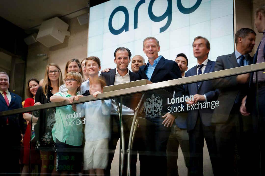 Argo's bitcoin cloud mining is growing