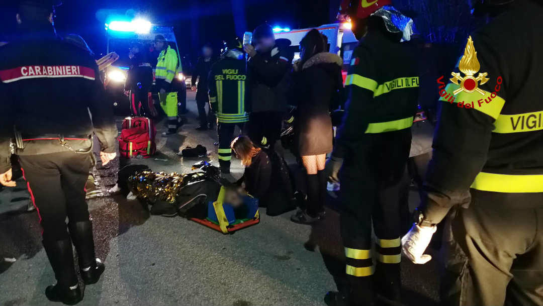 Tragedy in Ancona that could have been avoided by using blockchain technology