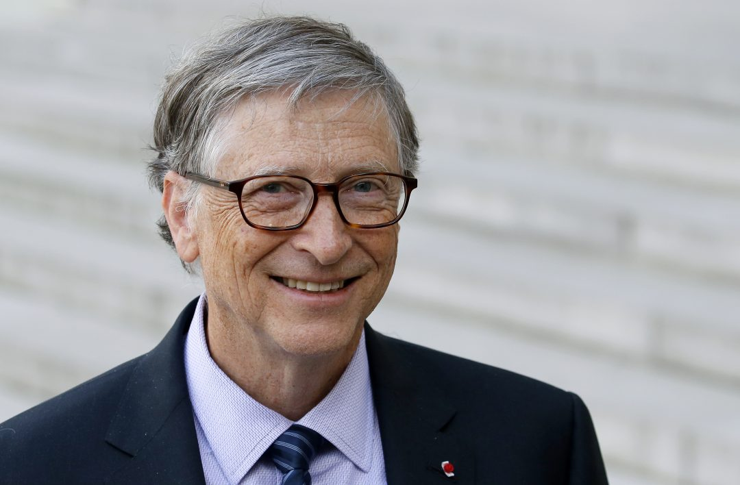 Bill Gates: crypto can help in the fight against poverty