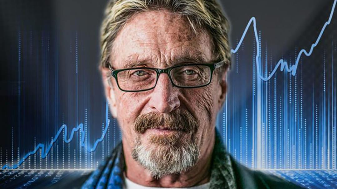 Merry Christmas from John McAfee