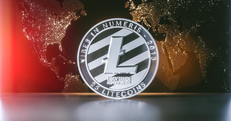Litecoin overtakes Bitcoin Cash