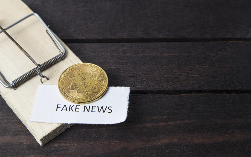 The biggest crypto related fake news of 2018