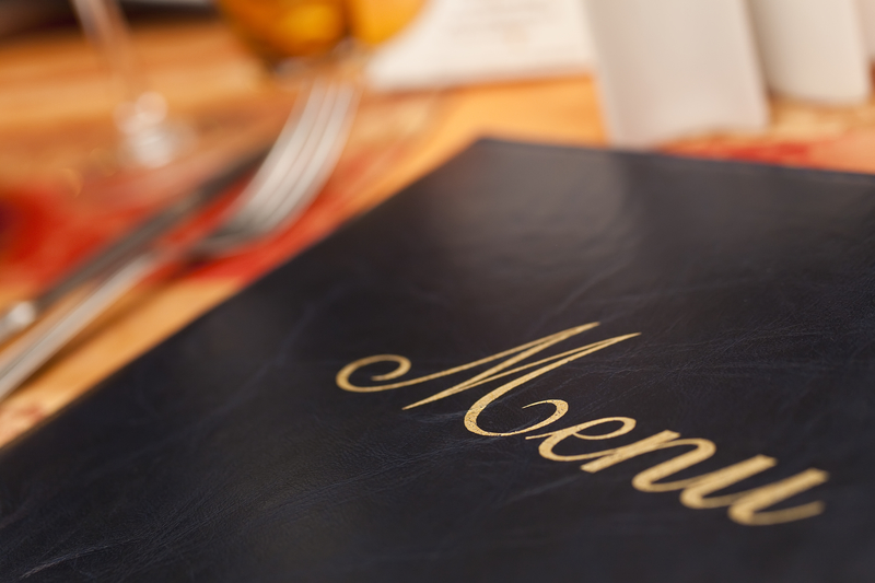 Food and Blockchain: the menu of the new year's crypto dinner