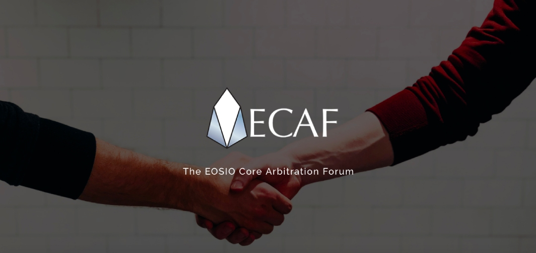 EOS accounts exposed to the ECAF scam