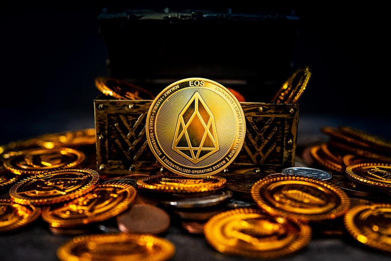 Eos coinmarketcap: prices are rising but volumes are low
