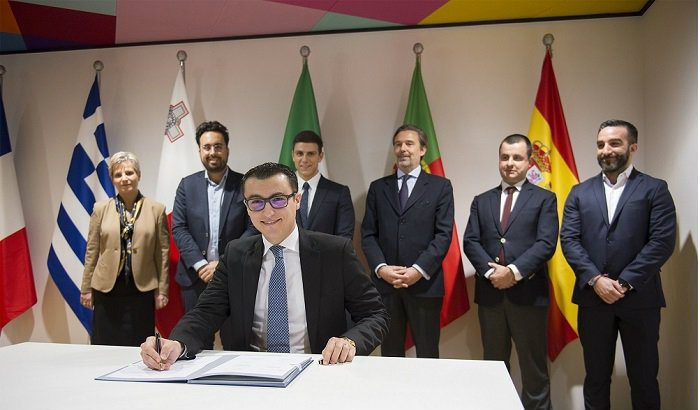 Malta government signs a joint declaration on blockchain technology