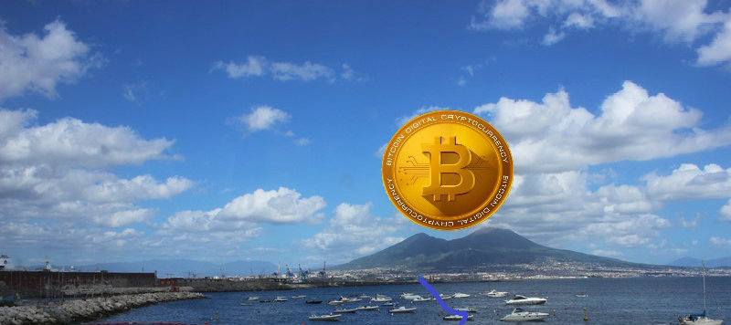 Naples and Blockchain: crypto accepted in 40 stores