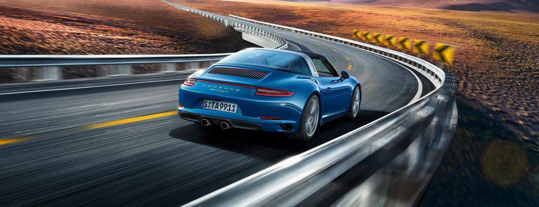 Porsche gets a loan through a blockchain platform