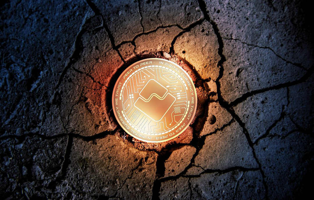 The price of the crypto Waves soars