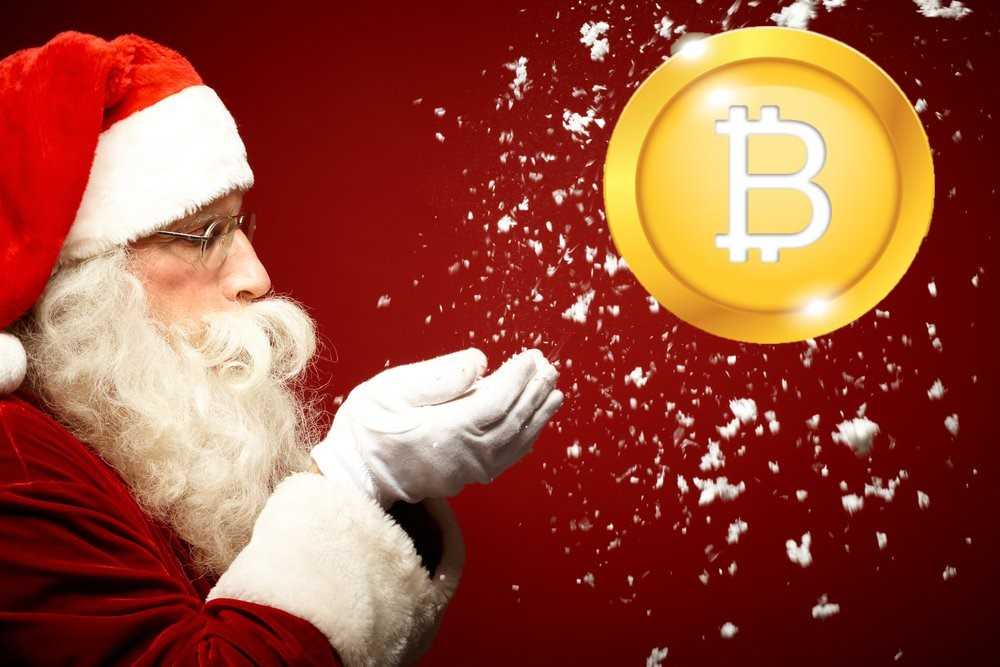 A new Christmas movie mentions crypto