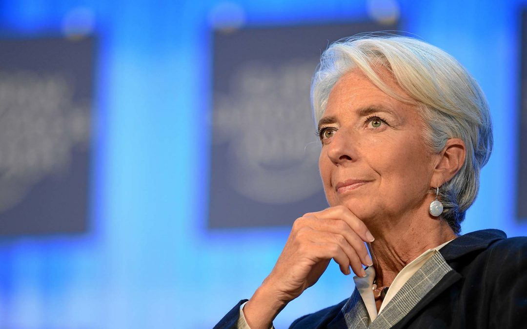 Blockchain: Christine Lagarde (IMF) speaks about bitcoin and regulation