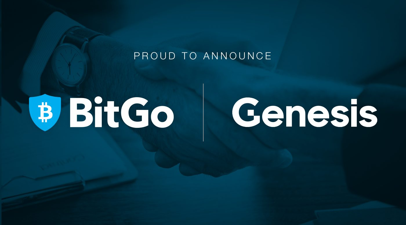 bitgo genesis global trading