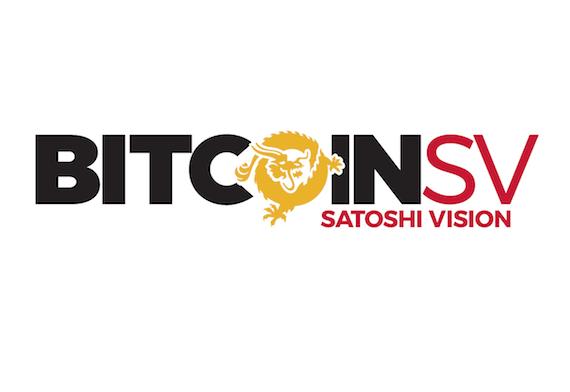 Bitcoin SV (BSV) logo: