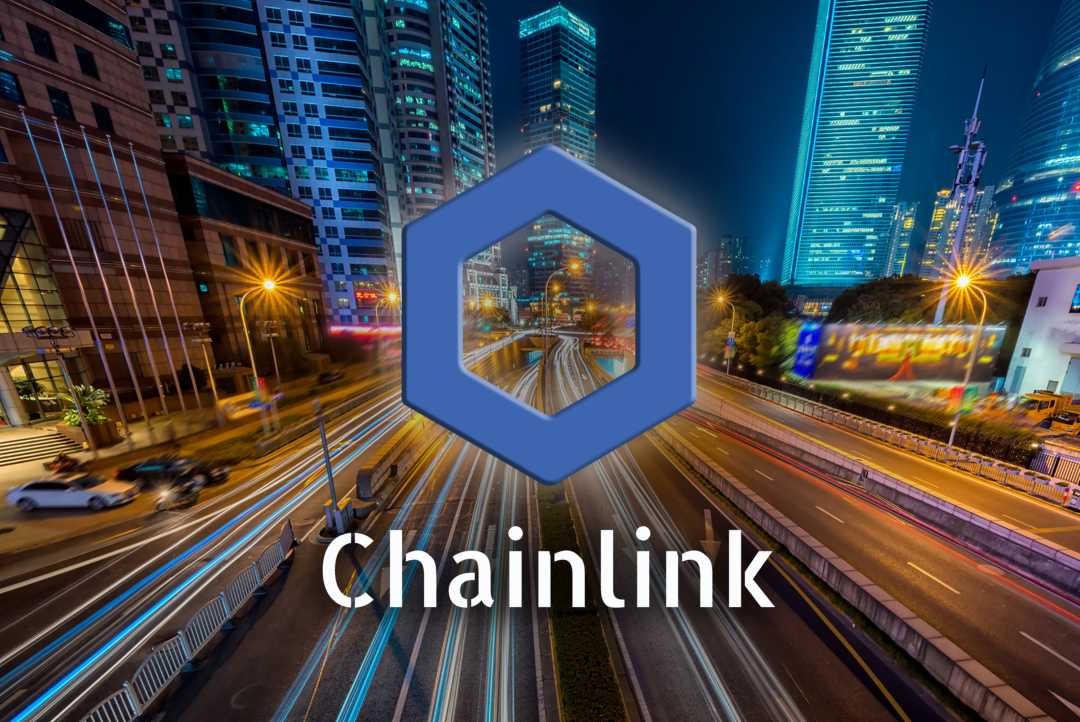 ChainLink token value rises by more than 75%