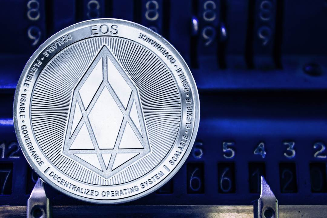 EOS: a decentralised referendum system coming soon