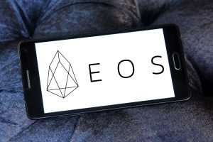Spam on the EOS blockchain