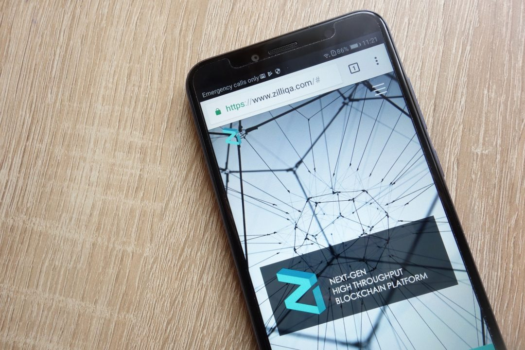 Zilliqa: price rises thanks to the launch of the mainnet