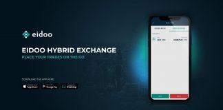 eidoo app hybrid exchange