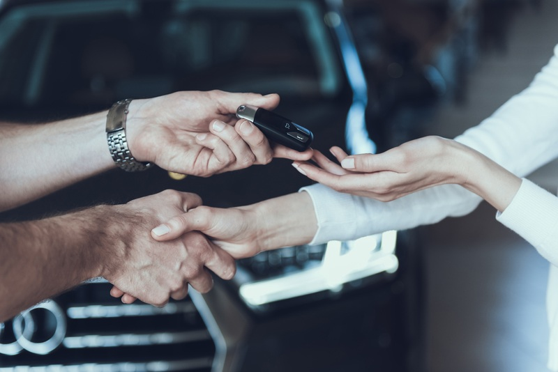 How to buy a car with bitcoin