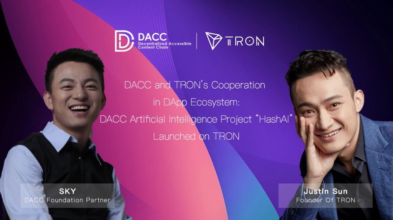 DACC launches HashAI project