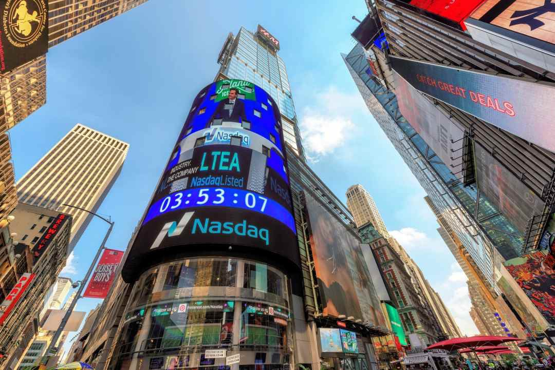 Nasdaq lists Bitcoin and Ethereum liquidity indices. Ripple is next