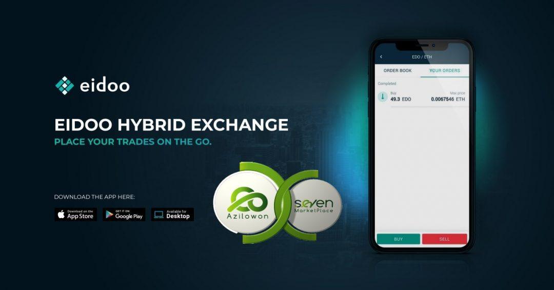 eidoo exchange lists azilowon